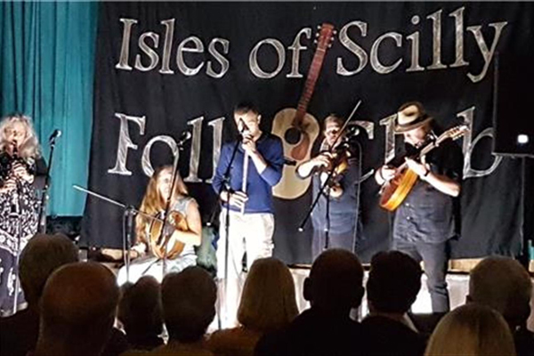 Folk Festival Isles of Scilly